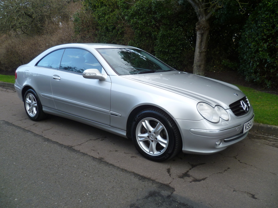 mercedes clk 270 cdi avantgarde kent and surrey used cars used cars in kent and surrey. Black Bedroom Furniture Sets. Home Design Ideas