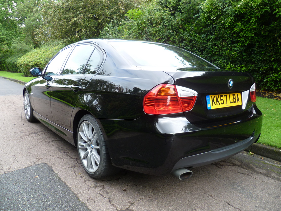 BMW 318i M Sport  Kent and Surrey used cars  used cars in Kent