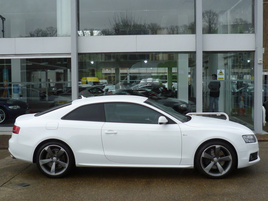 Audi a5 s line black edition kent and surrey used cars used cars in kent and surrey sport - Audi a5 coupe s line black edition for sale ...