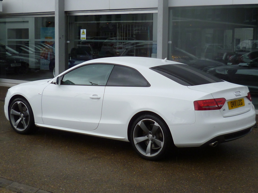 audi a5 s line black edition | kent and surrey used cars | used cars