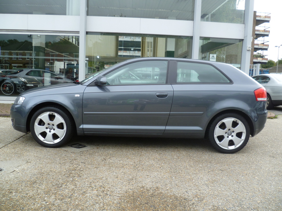Audi A3 Fsi Sport Kent And Surrey Used Cars Used Cars