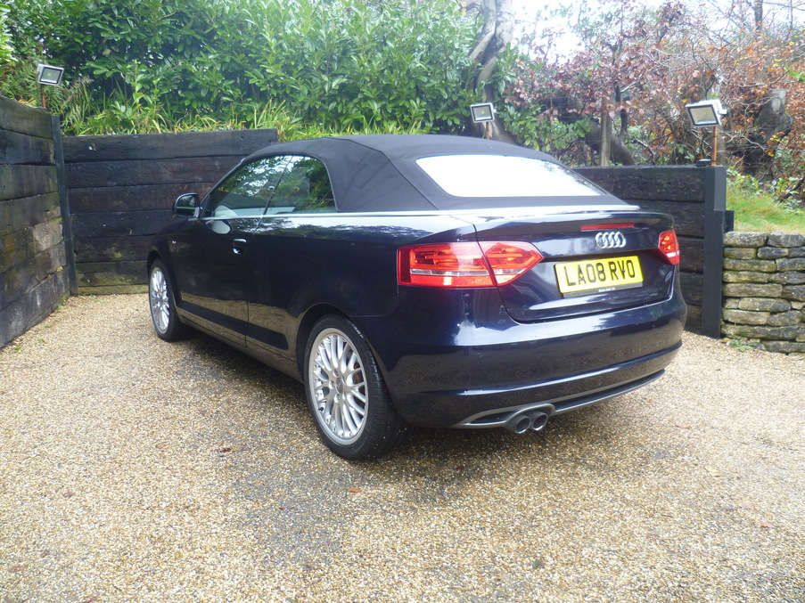 Audi A3 Cabriolet | Kent and Surrey used cars | used cars ...