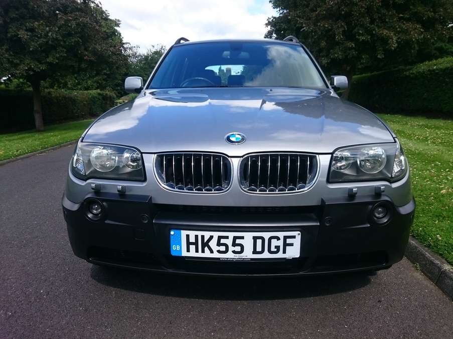 bmw x3 sport kent and surrey used cars used cars. Black Bedroom Furniture Sets. Home Design Ideas